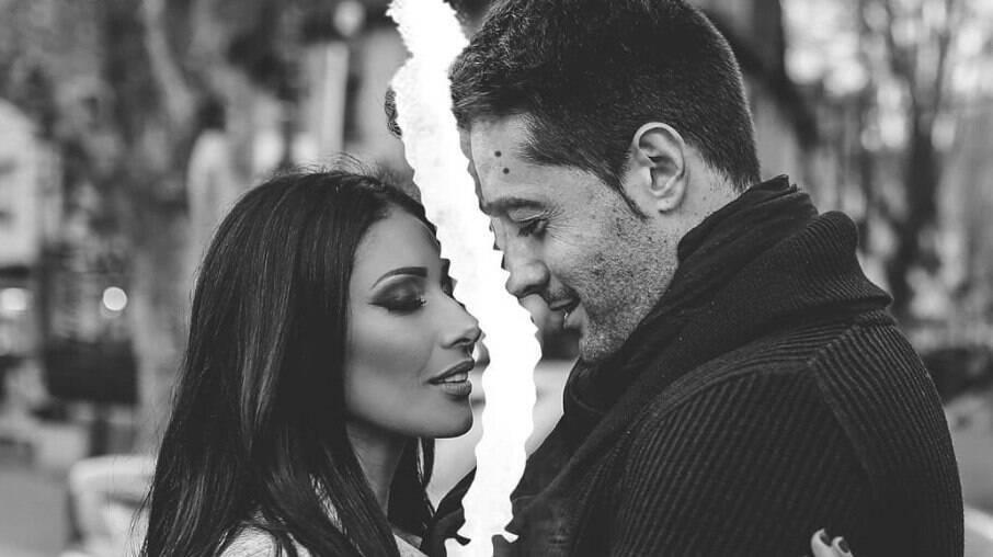 Simaria termina casamento