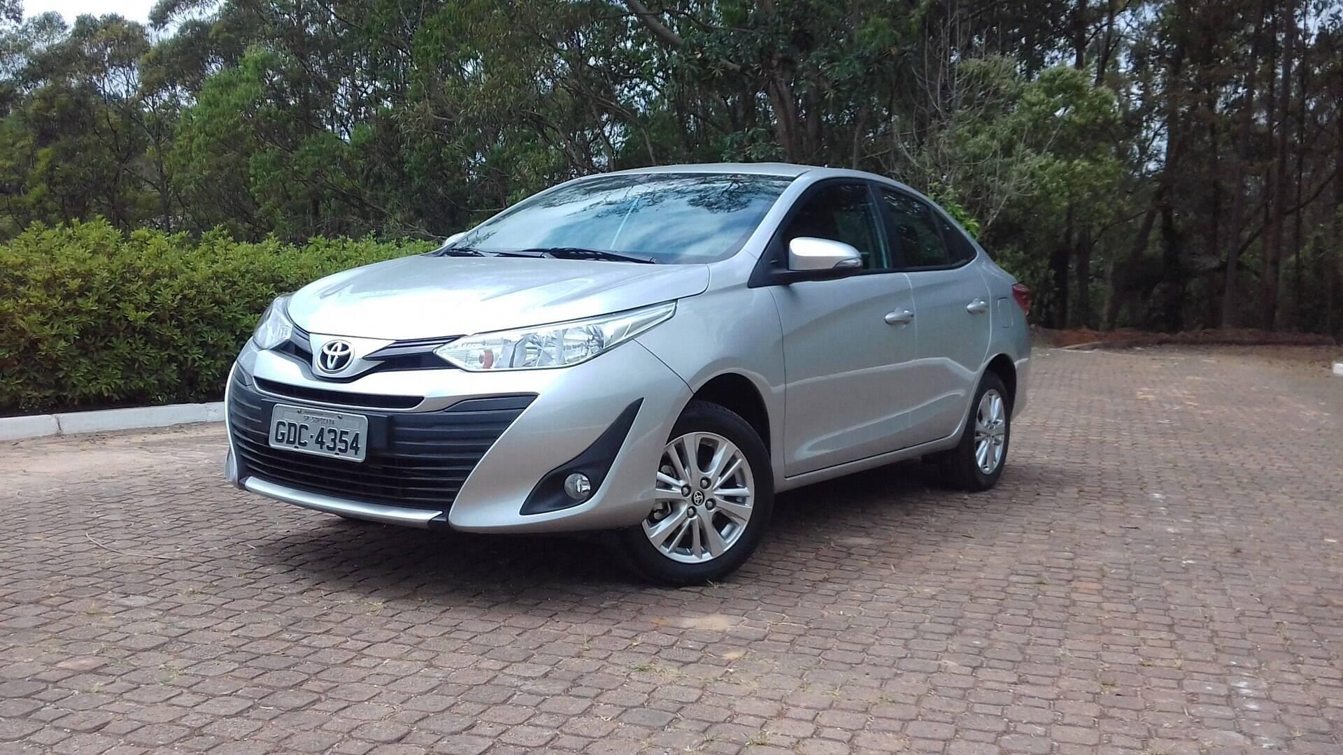 Toyota Yaris Xl Plus 1 5 Um Sedazinho Eficiente Testes Ig