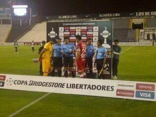 Huracán enfrentou Alianza Lima de portões fechados na estreia da Libertadores