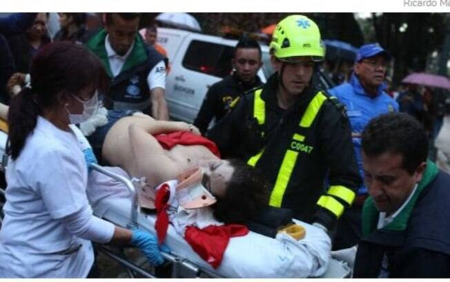 Ataque com bomba em banheiro de shopping matou três mulheres e feriu mais de 10 em Bogotá, na Colômbia