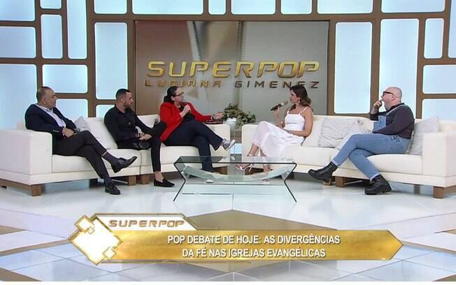 Super Pop debate sobre ex-gay e causa repercussão