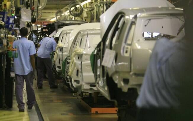Fábrica da Ford em São Bernardo do Campo