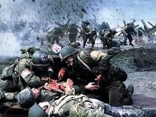 Trinta minutos iniciais do filme redefiniram como a guerra é vista no cinema
