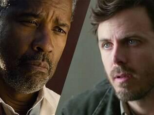 Denzel Washington e Casey Affleck protagonizam uma das grandes disputas do Oscar 2017: quem leva o prêmio de ator?
