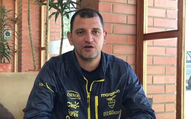 Técnico Luigi Pescarolo foi demitido da seleção equatoriana feminina por assédio