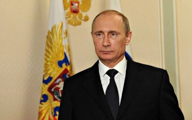 Vladimir Putin: relatório da CIA de 2007 apontava que o presidente russo tinha R$ 164 bilhões