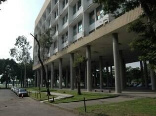 Campus da Ilha do Fundão, que abriga faculdade de comunicação, ficou sem aulas