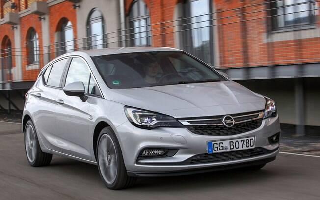 Opel Astra (5ª geração)