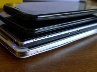 A previsão é de que o tráfego de smartphones 4G será de 30% do tráfego total de smartphones até 2018