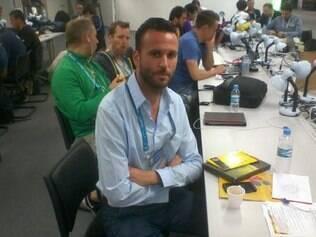 Renan Chedotal ficou ainda mais triste por ter estado em BH há poucos dias