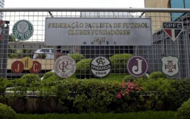 FPF convoca reunião com clubes das séries A1, A2 e A3