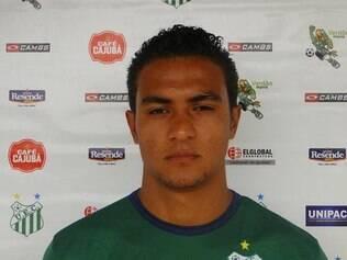 Com passagem por Uberlândia, Tiago Azulão é o novo reforço da Caldense para o Campeonato Mineiro
