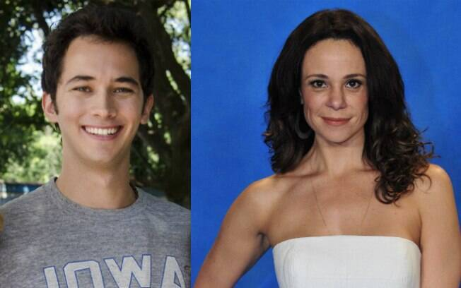 17 ANOS: Gabriel Falcão, de 'Malhação' e Vanessa Gerbelli foram um discreto casal