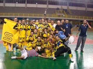 O Rua de Baixo foi o último campeão da primeira divisão