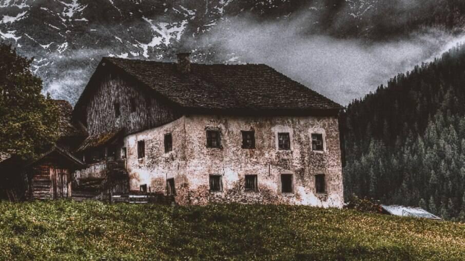 Veja quais são algumas das casas mal-assombradas no Brasil
