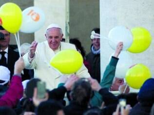 Apelo. Pontífice usou exemplo de órgãos retirados para pedir que Brasil enfrente tráfico de órgãos