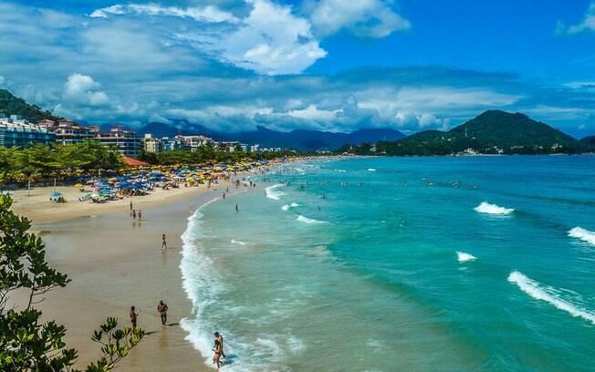 Ubatuba fica localizada no litoral norte de São Paulo e tem belas cachoeiras e mais de 80 praias