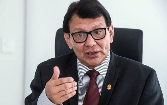 O general Franklimberg de Freitas voltará a ser presidente da Funai, após ser indicado pela ministra Damares Alves