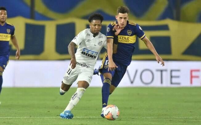 Boca e Santos