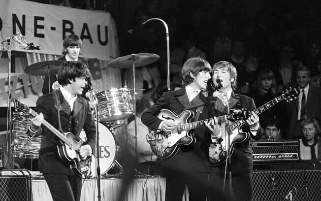 Os Beatles são considerados a maior banda de todos os tempos