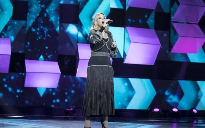 Mylena Ciribelli é uma das participantes da atração esécial de fim de ano da Record TV