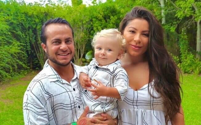 Thammy Miranda, Bento e Andressa