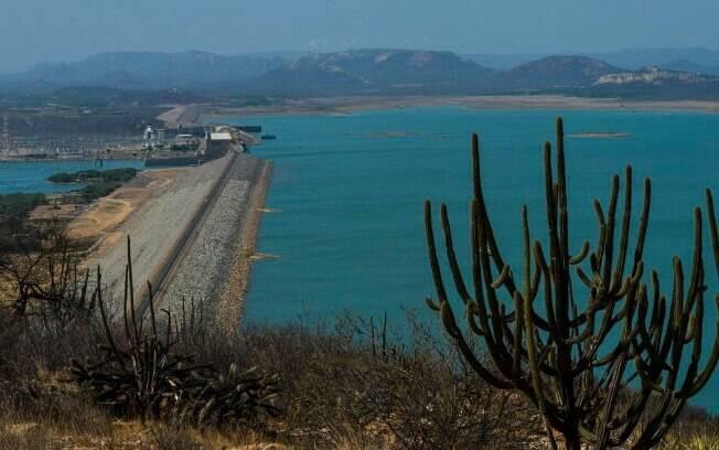 Hoje, a Aneel é responsável pela fiscalização de um total de 437 hidrelétricas; a Usina de Sobradinho (BA) é uma delas