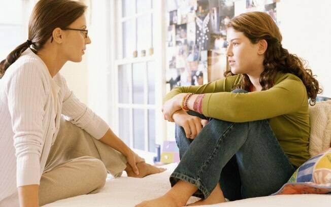 Ser um pai ou mãe participativo é o grande desafio na adolescência dos filhos