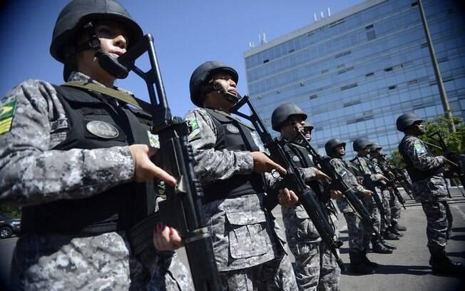 Força Nacional tem permissão para atuar por dois dias em Brasília