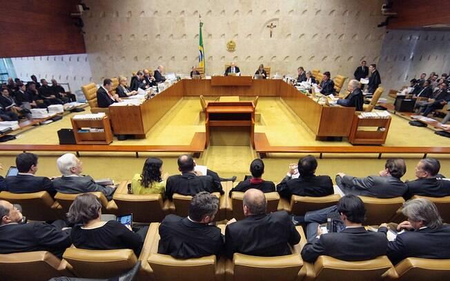 Ministros no STF: até o momento, três pediram descriminalização e nenhum foi contrário a ela