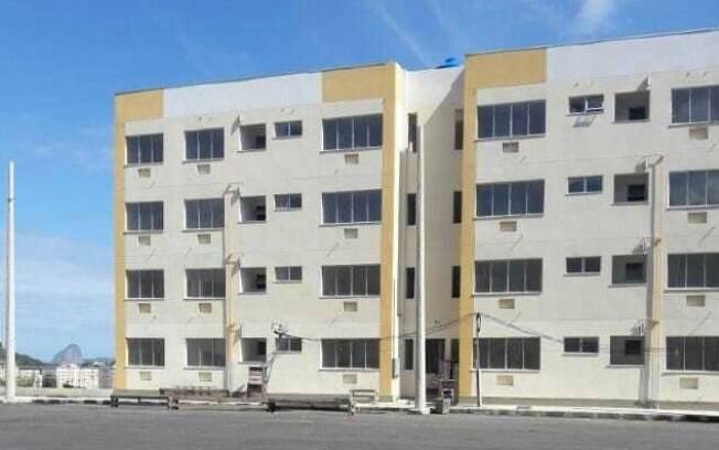 Condomínio, que ainda não tinha construção concluída, foi invadido por traficantes