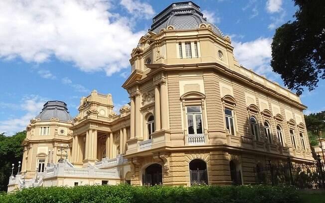 Palácio do Guanabara era alvo da ação