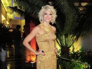 Antonia Fontenelle comemorou 39 anos na noite dessa quinta-feira (19), no Rio