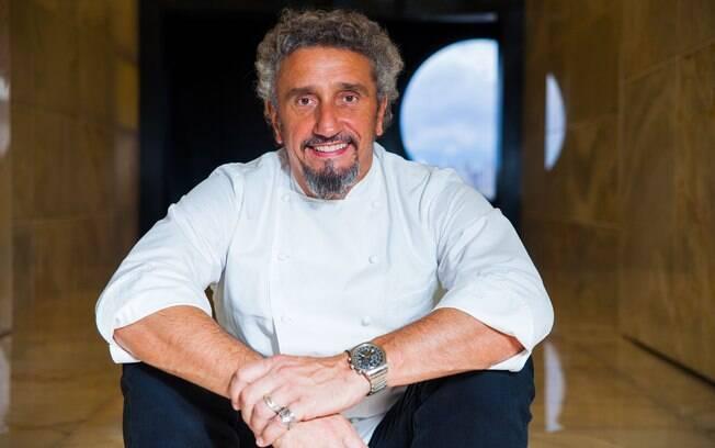Emmanuel Bassoleil, do Skye: um dos chefs estrelados no FOODSPOT