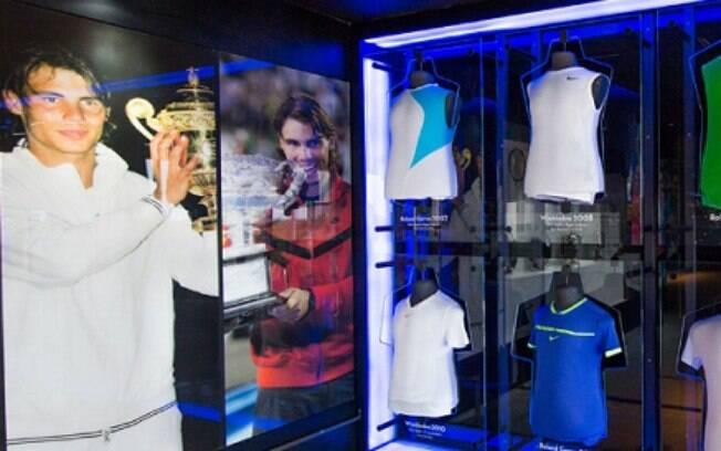 Rafael Nadal também terá museu no completo do Grand Palladium Hotel