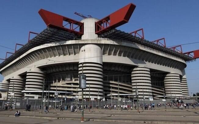 Inter de Milão e Milan querem modernizar o San Siro
