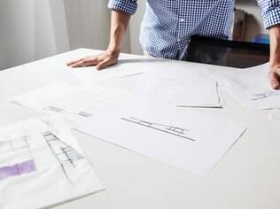 O estudo da forma do telhado é um dos pontos mais importantes entre os Jacobsen