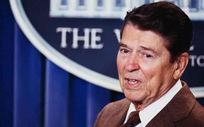 Até a candidatura de Trump em 2016, Reagan havia sido a pessoa mais velha a se candidatar à presidência dos EUA