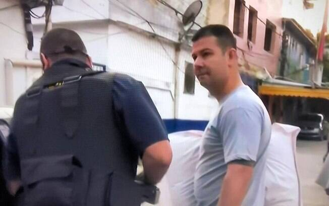 Cabo Fernando Mendes Alves, que trabalha no Centro Presente, foi um dos milicianos presos em operação em 2020