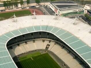 Stade de France sediou a final da Copa do Mundo de 1998: França 3 a 0 Brasil