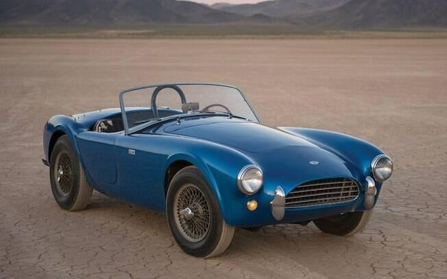 Primeiro Shelby Cobra foi arrematado no leilão RM Auctions, nos Estados Unidos, por US$ 13,75 milhões