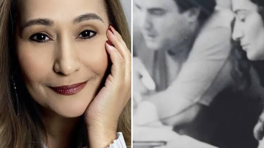 Sidney Coca é homenageado por Sonia Abrão no Instagram