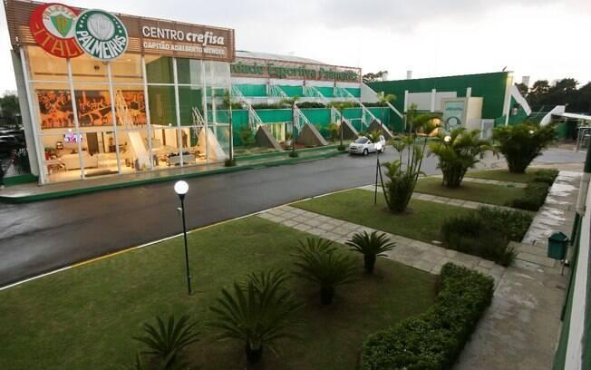 CT do Palmeiras, um dos times paulistas fiscalizados