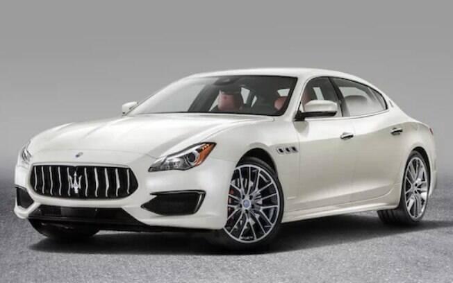 O Quattroporte é a opção mais luxuosa para quem quer um ronco de V8. Entretanto, custa o dobro de um Maserati Ghibli