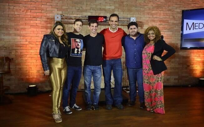 Preta Gil, Fábio Porchat, Gaby Amarantos e Cesar Menotti são os novos participantes do 'Medida Certa', do 'Fantástico'