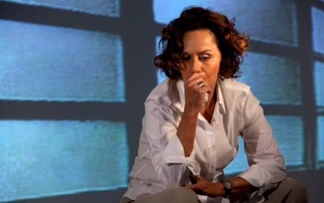 Regina Braga está em cartaz em São Paulo com a peça
