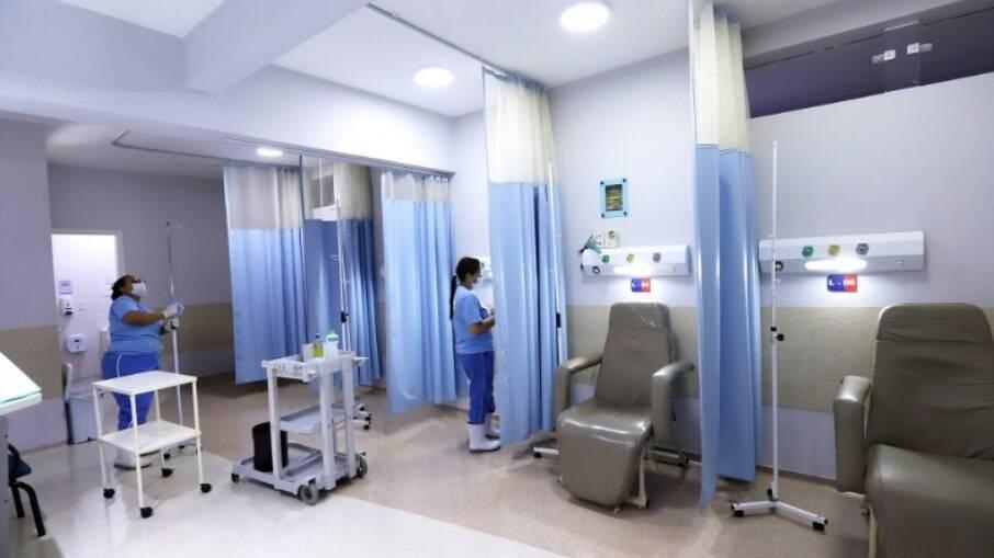 Campinas vai abrir novos leitos no Hospital Metropolitano.
