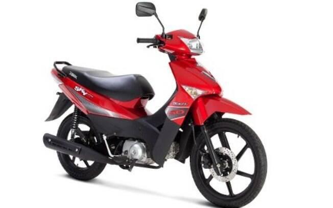 Uma moto que promete entregar uma potência honesta, bem como conforto, com seu câmbio semiautomático