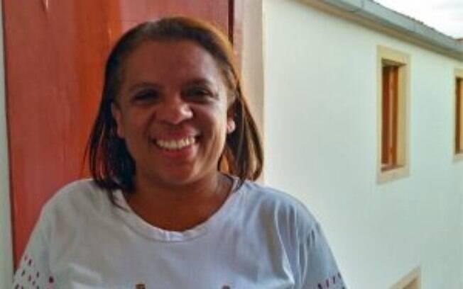 Maria Leônia, pré-candidata em Massaranduba, na Paraíba