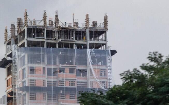Inflação da construção civil sobe em maio